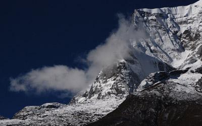 Kongde Peak
