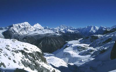Ganja La Pass Trekking