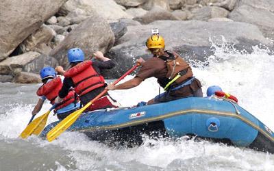 Marshyangdi Rafting