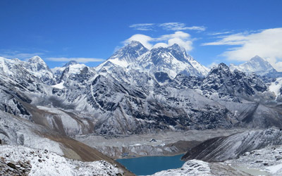 Everest Three high Pass Trekking