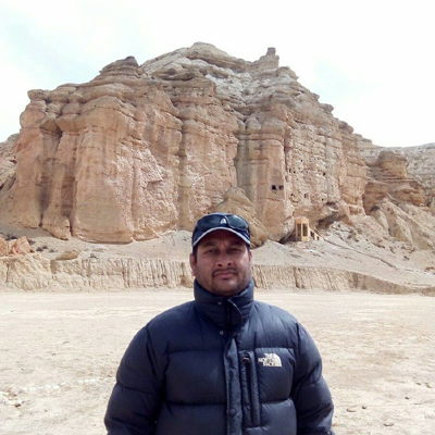 ra kumar simkhada, trekking guide